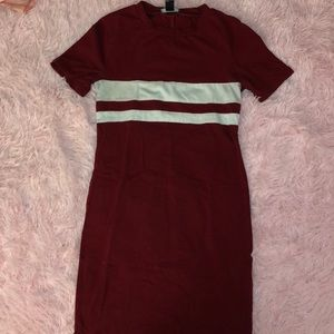 T-shirt bodycon dress